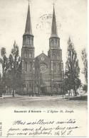 Antwerpen Anvers Souvenir D'Anvers - L'Eglise St. Joseph - Ser.6 No 36 - 1905 - Antwerpen