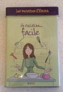 Les Recettes D'Emma - Boite Métal Fiches Cuisine - Editions ATLAS - Je Cuisine Facile - NEUF - Non Classés