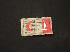 MAROCCO - 1963 CROCE ROSSA - NUOVI(++) - Marocco (1956-...)