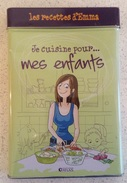 Merci Les Recettes D'Emma - Boite Métal Fiches Cuisine - Editions ATLAS - Je Cuisine Pour Mes Enfants - Neuf - Saisons & Fêtes