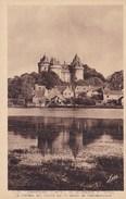 Combourg, Le Château Et L'Etang (pk40834) - Combourg