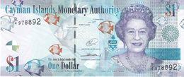 Cayman Islands - Pick 38  - 1 Dollar 2014 - Unc - Isole Caiman