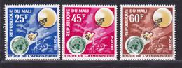 MALI N°   47 à 49 ** MNH Neufs Sans Charnière, TB  (D2723) - Mali (1959-...)