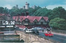 Arundel Castle From Bridge (pk40854) - Arundel