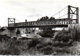 CPSM MARCORIGNAN Le Pont Sur L'Aude. - Axat