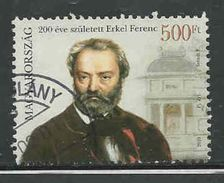 Hongarije, Yv  Uit Blok 317 Jaar 2010,  Gestempeld, Zie Scan - Oblitérés