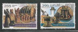 Hongarije, Yv  4639-40 Jaar 2016,  Gestempeld, Zie Scan - Oblitérés