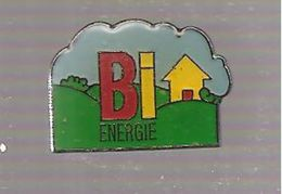 Pin's EDF EDF BI ENERGIE - EDF GDF