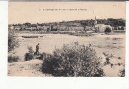 37 - Savonnieres - Barrage Sur Le Cher - Eglise - Moulin - Other Municipalities
