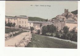 66 - Egat - Entree Du Village - Autres Communes