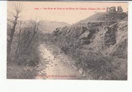 66 - Espira - Rives De Llech Et Les Ruines Du Chateau - Altri Comuni