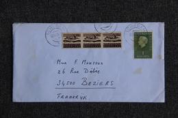 Lettre De PAYS BAS Vers FRANCE ( BEZIERS) - Covers & Documents