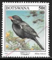 Botswana, Scott # 627 Used Bird, 1997 - Botswana (1966-...)