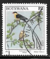 Botswana, Scott # 634 Used Birds, 1997 - Botswana (1966-...)