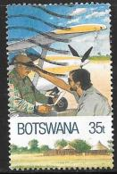 Botswana, Scott # 701 Used Flying Mission, 2000 - Botswana (1966-...)