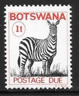 Botswana, Scott # J8 MNH Postage Due, 1978 - Botswana (1966-...)