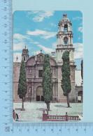 San Miguel Mexico  - Templo De Loreto, Cover San Miguel De Allende 1993 GTO, -> To Canada - Mexique