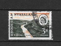 LOTE 1525  ///   (C006)  RODESIA & NYASALAND          ¡¡¡¡¡ LIQUIDATION!!!!! - Rodesia & Nyasaland (1954-1963)