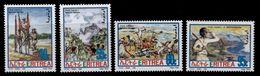 (022) Eritrea  Services / Staatsdienste  ** / Mnh  Michel 110-113 - Eritrea