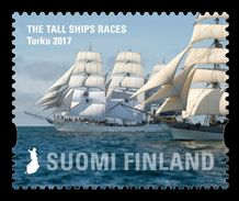 Finland 2017 Mih. 2528 Tall Ship Races In Turku MNH ** - Finland