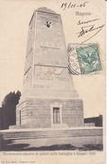 ITALIE---MAGENTA---monumento-ossario Ai Caduti Nella Battaglia 4 Giugno 1859--voir 2 Scans - Italia