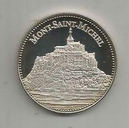 Médaille, MONT SAINT MICHEL , Frais Fr : 1.95 Euro - France