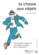 BD - Flyer - La Chasse Aux Objets : Aide Le Spirit à Retrouver Ses Affaires Cachées Dans L'expo Will Eisner - CIBDI 2017 - Livres, BD, Revues