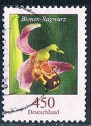 2015 Dauerserie Blumen  (Bienenragwurz) - Oblitérés