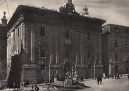 11235-CALTAGIRONE(CATANIA)-FONTANA A MARIO SCELBA-ANIMATA-1953-FG - Catania