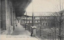 34)  BEZIERS  - Collège De Jeunes Filles - Cour Infirmerie - Beziers