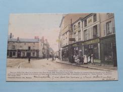 Place CARNOT ( Ed. Charpentier-Richard ) Anno 1904 ( Voir Photo Svp ) ! - Vouziers