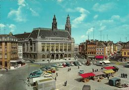 Charleroi (Belgio) Hotel De Ville, Town Hall, Municipio - Charleroi