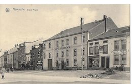CPA FLORENVILLE (Belgique).  Grand'Place, Hôtel Du Commerce, Fabrique De Chaise A. Michotte. ..I 731 - Florenville
