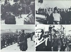 Postcard Communist Party Of Macedonia.World War II. - Edition - The Eighties.text On The Back Page - Macédoine