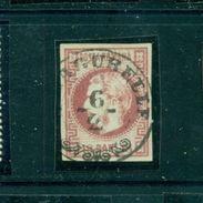 Rumänien, Fürst Karl I. Nr. 20 Gestempelt - 1858-1880 Fürstentum Moldau