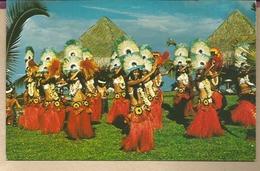 ETATS UNIS - HAWAII - Danseuses Et Costumes  De TAHITI - Etats-Unis
