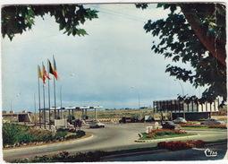 Mandelieu: CITROËN DS, SIMCA ARONDE, PEUGEOT 203, 403 &  403U - Départ Et Arrivée De L'Autoroute - Toerisme