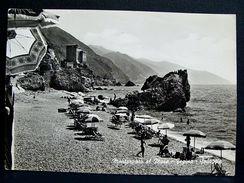 (FG.A39) MONTEROSSO AL MARE - SPIAGGIA DI FEGINA Animata (LA SPEZIA) VIAGGIATA 1962 - La Spezia