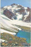 Piz Bernina - 4052 M             Ca. 1910 - GR Graubünden