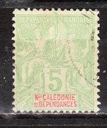 59  Type De 1892 -Oblit. - LOOK!!!! - Nouvelle-Calédonie