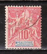 60  Type De 1892 -Oblit. - LOOK!!!! - Nouvelle-Calédonie
