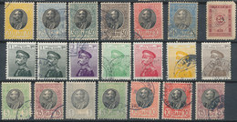 Stamps Used - Serbia