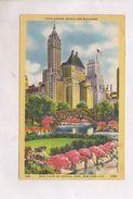 CPA NEW YORK CITY, PLAZA IN CENTRAL PARK - Cafés, Hôtels & Restaurants