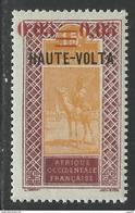 HAUTE VOLTA 1922 YT 20** - Unused Stamps
