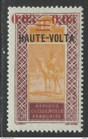 HAUTE VOLTA 1922 YT 20** - Upper Volta (1920-1932)