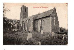 ROYAUME-UNI . RANWORTH CHURCH - Réf. N°6428 - - Angleterre