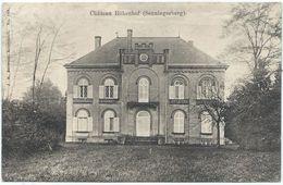 Senningerberg (Sennengerbierg / Nidderaanwen) - Château Höhenhof (Bellwald) - Cartes Postales