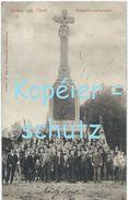 Clerf (Clervaux / Klierf) - Klöppelkriegdenkmal (Kutter) - Clervaux