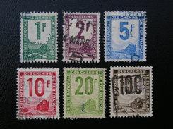 N°  1-2-4-10-11-12   -lot De 6 Colis Postaux - Oblitérés