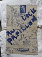 Georgius Au Lycée Papillon - Song Books